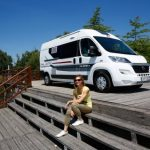 Vente fourgon camping car
