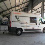 Annonce vente camping car