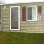 A vendre mobil home occasion dans camping