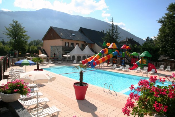 Camping bourg d'oisans