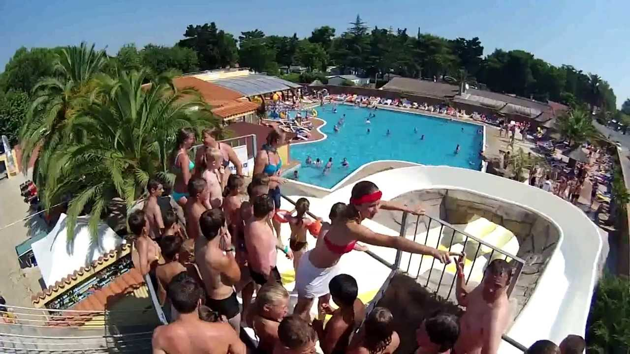 Camping le littoral argeles