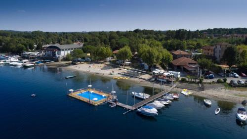 Camping lac majeur italie