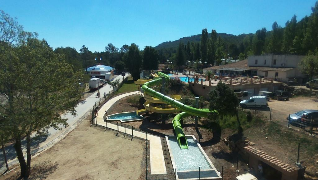 Le ranolien camping