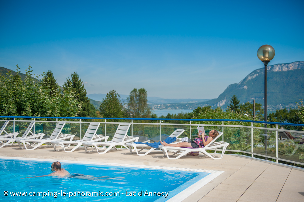 Camping proche annecy