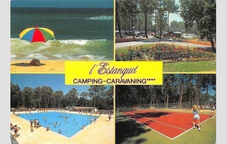 Camping l'estanquet les mathes