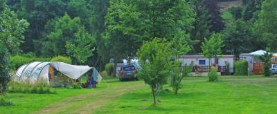 Camping orne