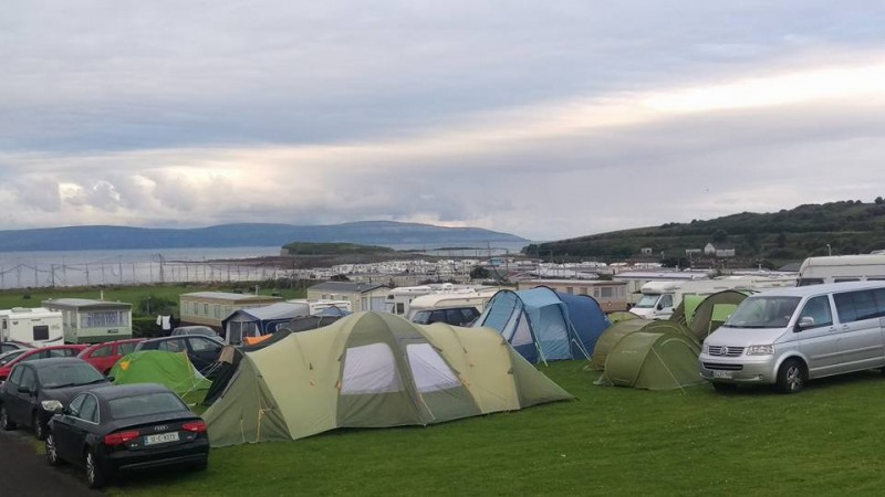 Camping galway