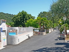 Cagnes sur mer camping
