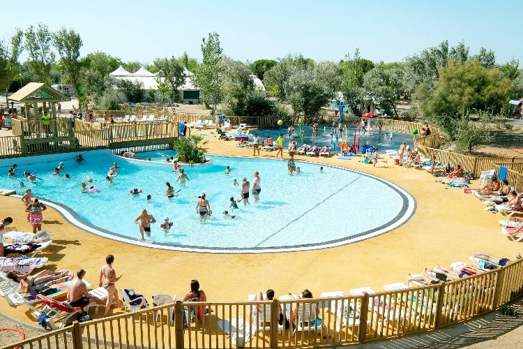Camping narbonne pas cher