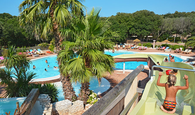 Camping europe corse