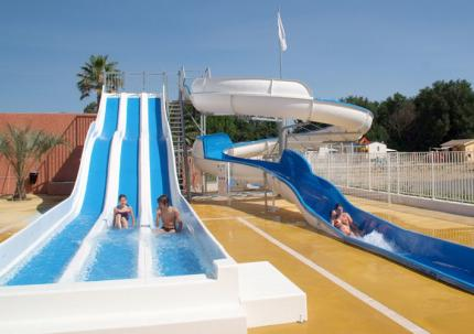 Camping le pearl argeles