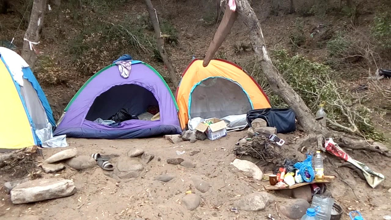 Camping aout 2018