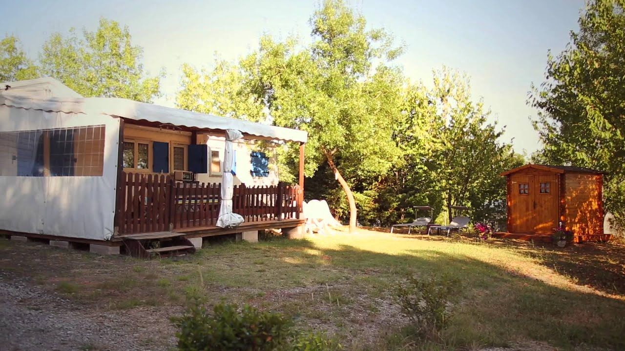 Camping le chene vert