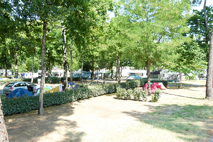 Camping le bascat dax
