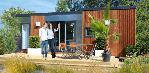 Vente mobil home sur emplacement camping