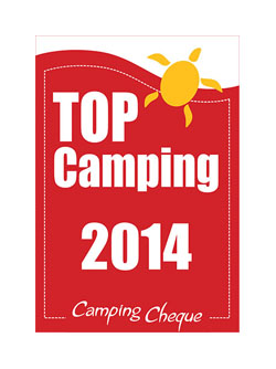 Camping cheque 2018