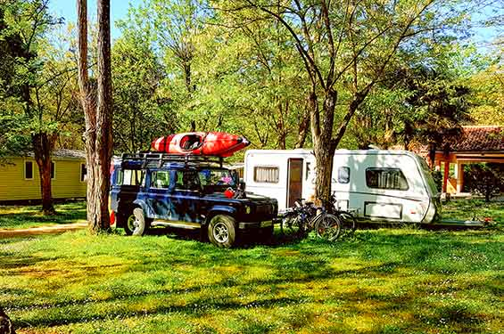 Camping labeaume