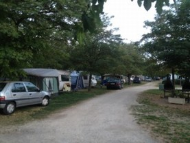 Camping les roux