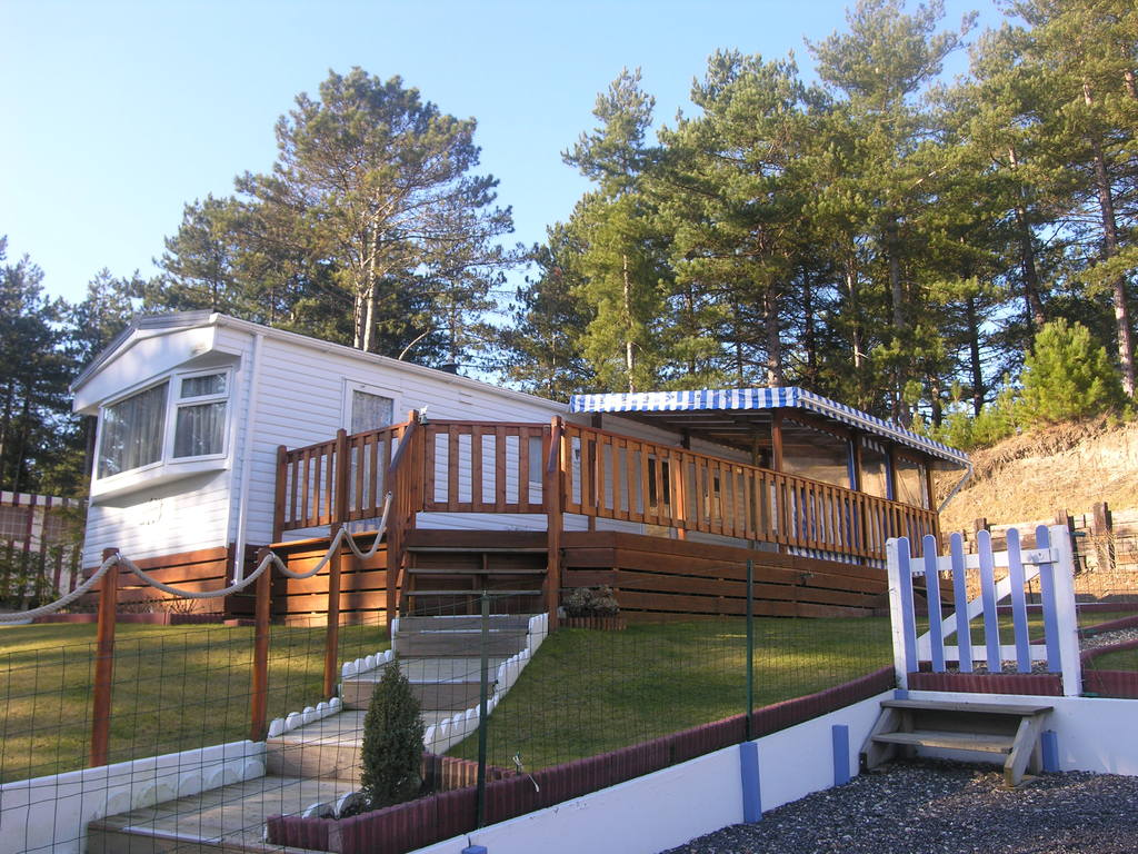 Camping dune fleurie quend