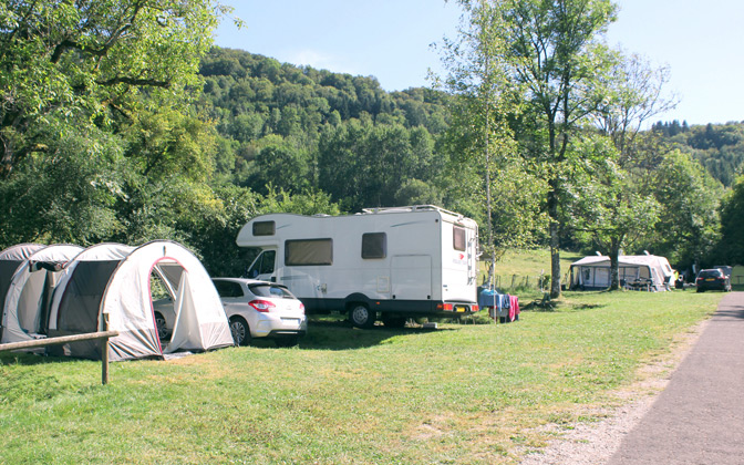 Camping le chanet