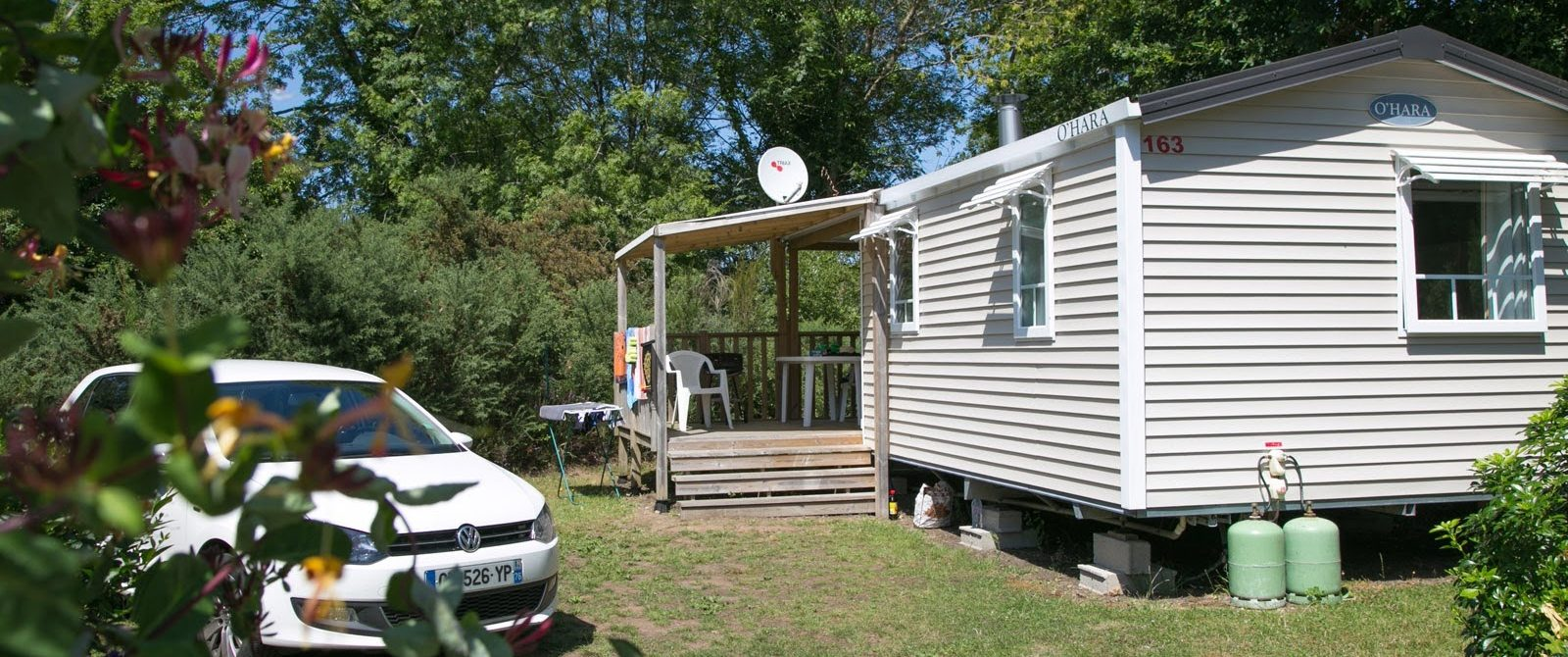 Location camping mobil home