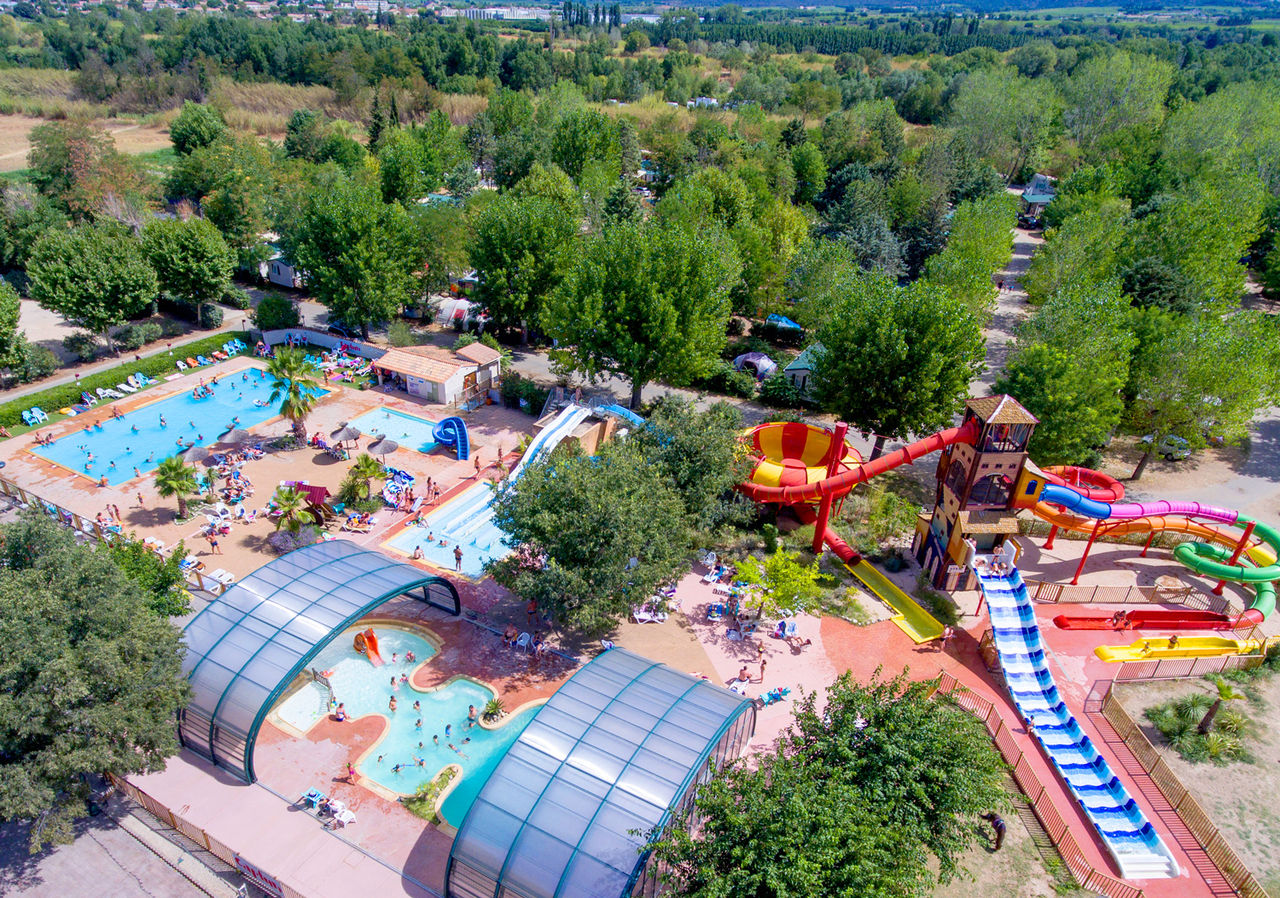 Camping languedoc roussilon