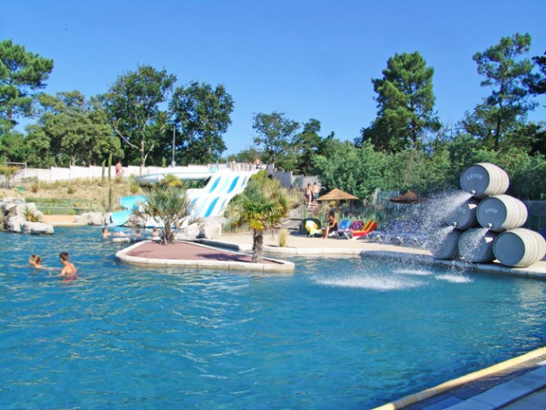 Camping soulac sur mer le palace