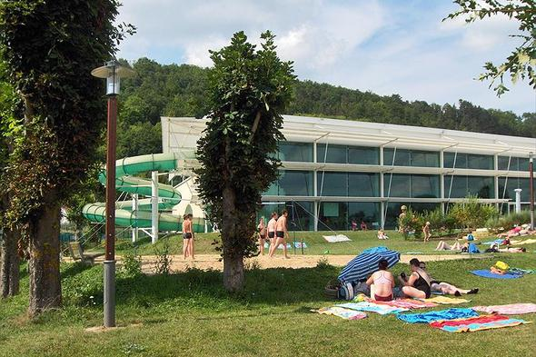 Camping vieux moulin