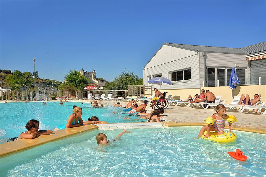 Camping ile d or