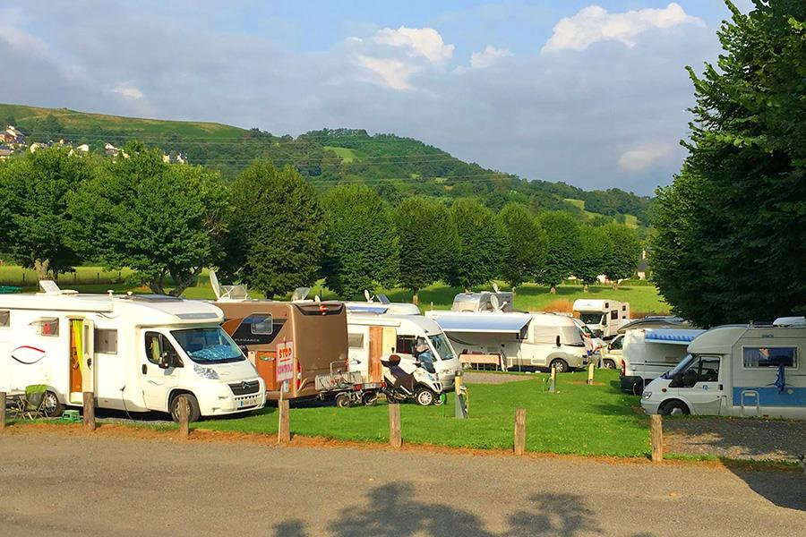 Camping Camping Le Couderc Naturisten Camping In De