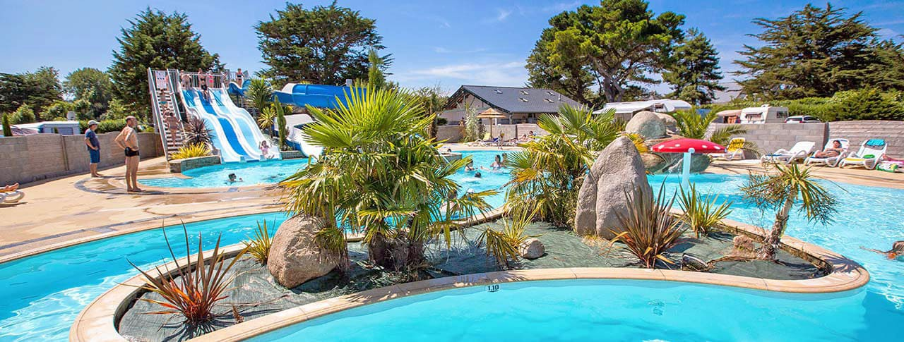 St lunaire camping