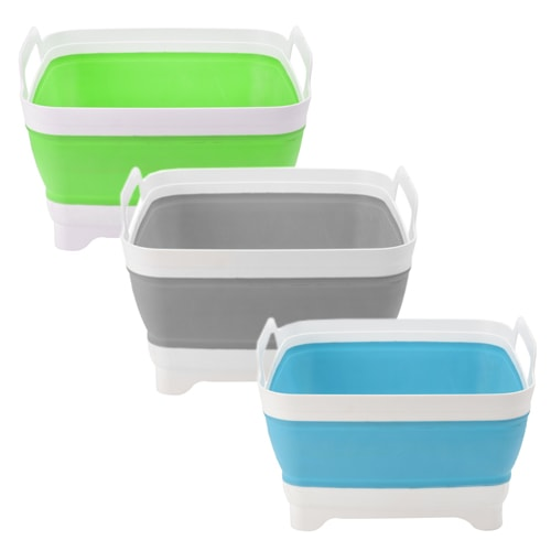 Bassine pliable camping