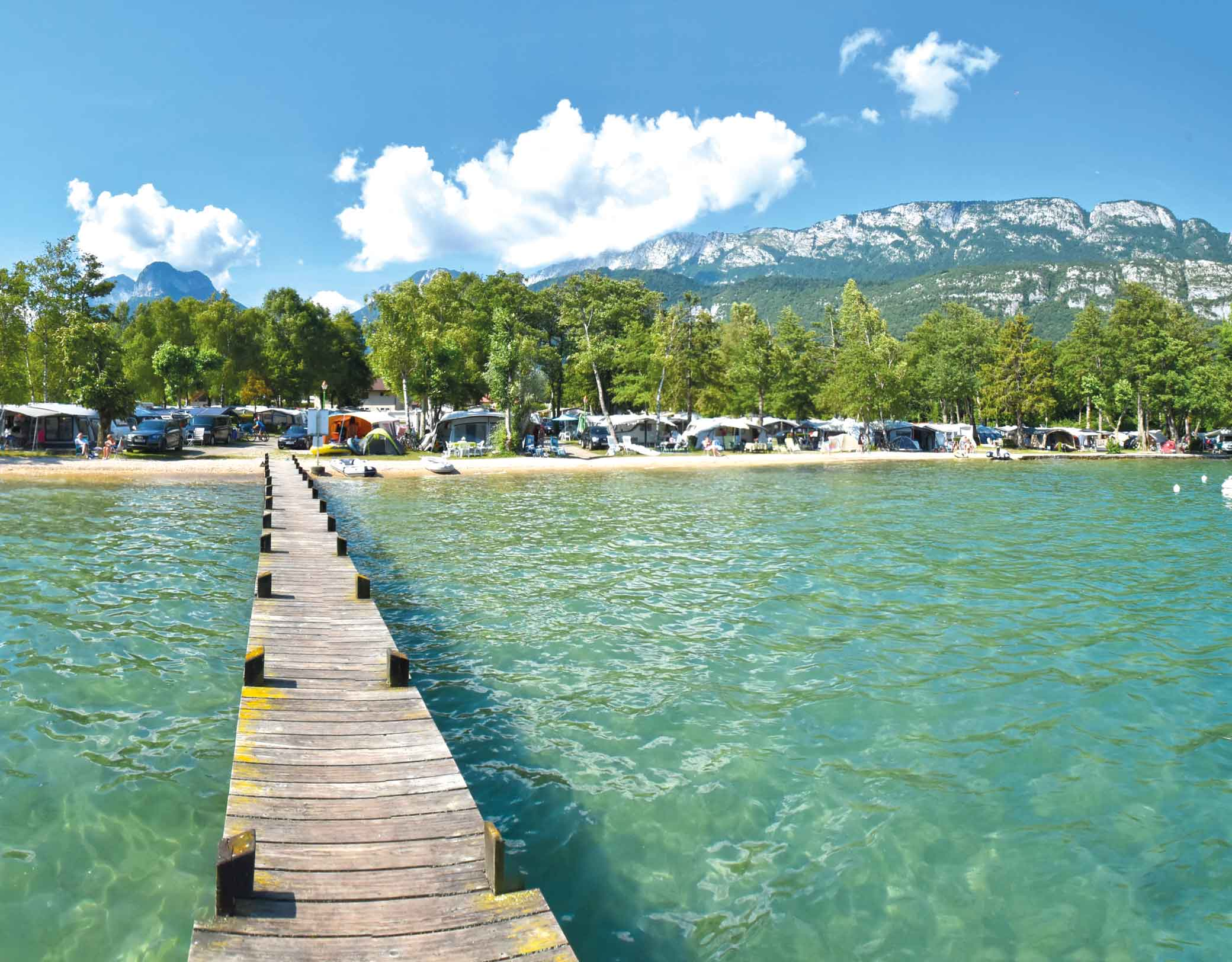 Camping international lac annecy