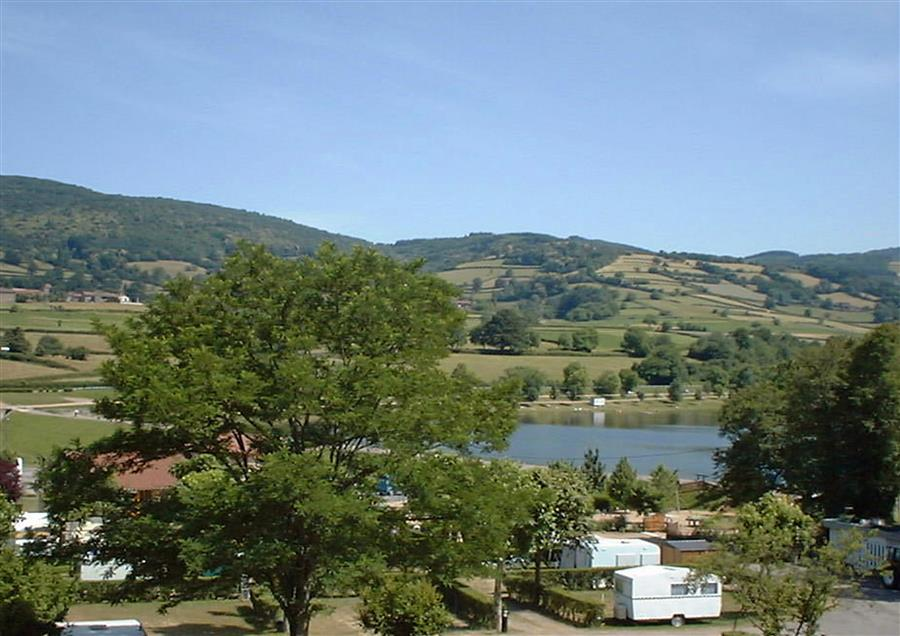 Camping saint point lac