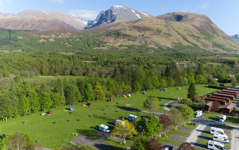 Fort william camping