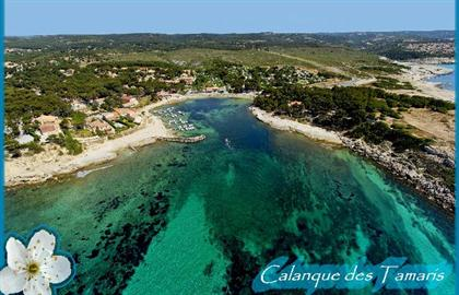 Camping a istres