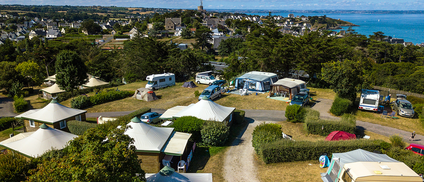 Camping pleneuf val andre piscine couverte