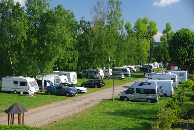 Camping trier