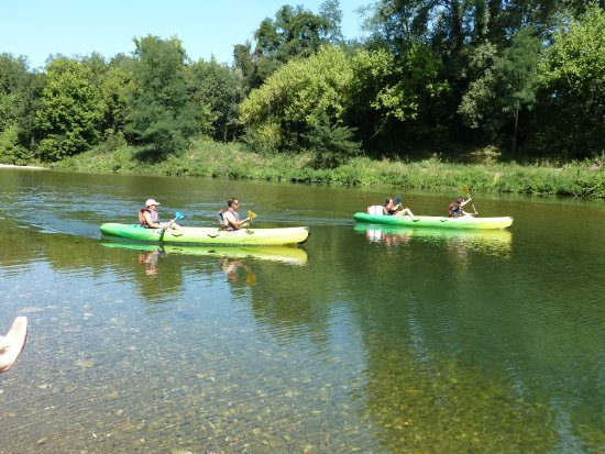 Camping beau rivage cardet