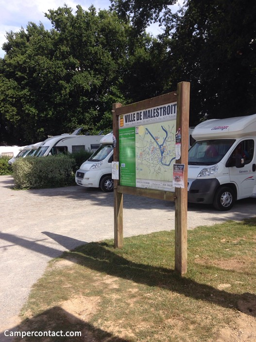 Malestroit camping