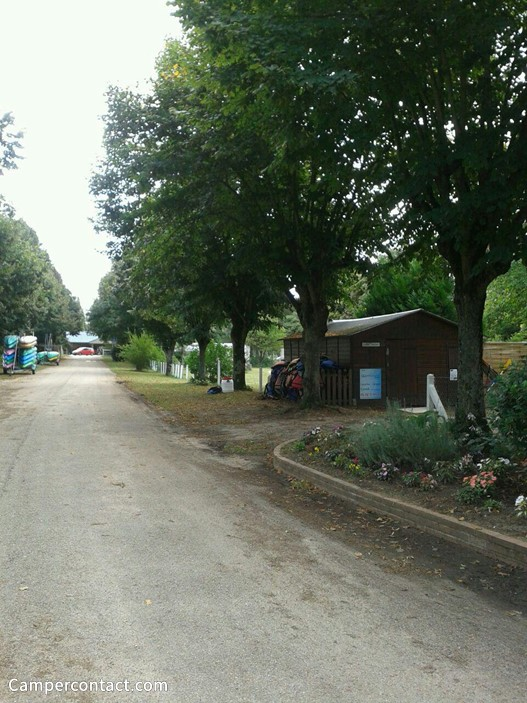 Camping chateauneuf sur loire