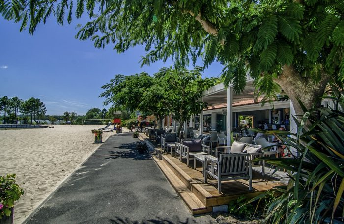 Camping maguide biscarosse