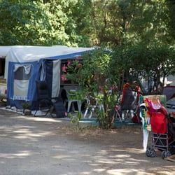Camping comanges