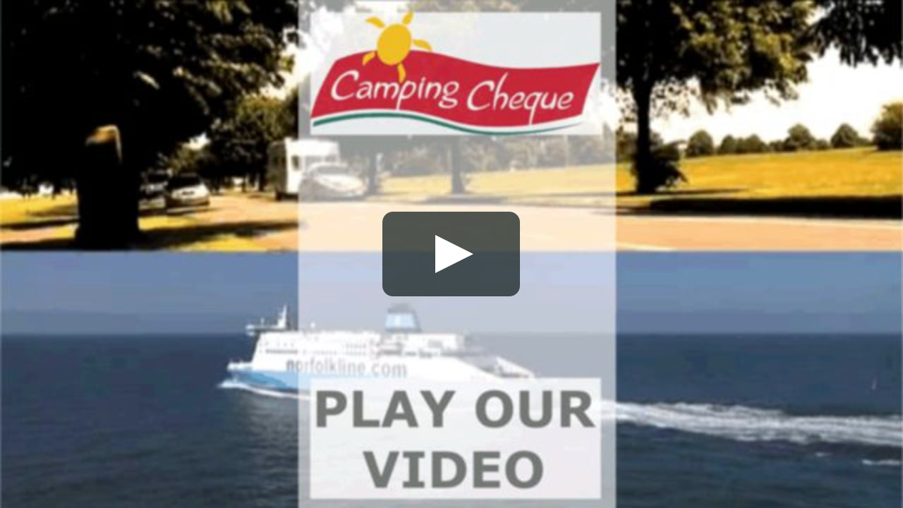 Cheque camping